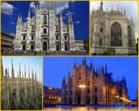 Která sakrální stavba, patřící mezi skvosty světové architektury, je na obrázku č.12? (náhled)