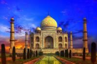 Skvostem světové architektury je i stavba na obrázku č.3. Jmenuje se: (náhled)