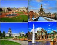 Mezi skvosty světové architektury patří i komplex budov v rokokovém stylu na fotografii č.7. Jmenuje se: (náhled)
