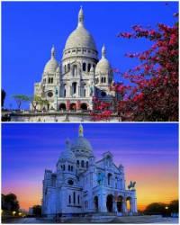 Která architektonicky velmi cenná sakrální stavba je na obrázku č.9? (náhled)