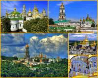 Jak se jmenuje pravoslavný chrámový komplex na fotografii č.11, který je jako architektonický skvost zapsaný od r.1990 mezi kulturními památkami na seznamu UNESCO? (náhled)