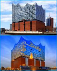 Které unikátní dílo moderní architektury je na obrázku č.10? (náhled)