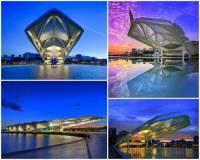 Které unikátní dílo moderní architektury je na fotografii č.14? (náhled)