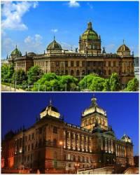 Která historická stavba je na obrázku č.1? (náhled)
