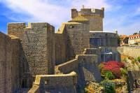 Jak se jmenuje a kde se nachází pevnost na fotografii č.4? (náhled)