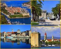 Které opevněné historické město je na fotografii č.18? (náhled)