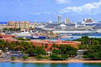 Na obrázku č.19 je přístavní město: (náhled)
