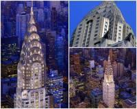 Ve kterém stavebním slohu byla postavena výšková budova na fotografii č.26? (náhled)
