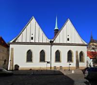 Jmenuje se historická památka na obrázku č.2 Betlémská kaple? (náhled)