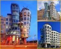 Jak se jmenuje originální pražská budova na fotografii č.15? (náhled)