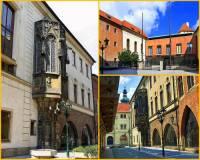 Jak se jmenuje komplex historických budov na fotografii č.12? (náhled)