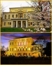 Jak se jmenuje reprezentativní historická budova na fotografii č.8? (náhled)