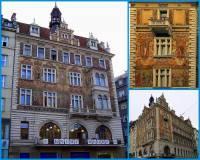 Historická budova na obrázku č.9 je: (náhled)