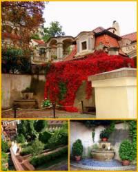 Která historická zahrada je na obrázku č.19? (náhled)