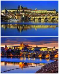 Označte údaje o Pražském hradě, které JSOU pravdivé: (náhled)