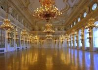 Na fotografii č.16 je jeden z interiérů severního křídla Nového královského paláce na Pražském hradě,  který byl postaven v období pozdní renesance. Jaký má název: (náhled)