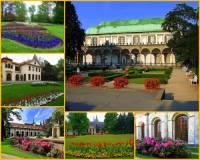 Historická zahrada v areálu Pražského hradu na fotografii č.18 se jmenuje: (náhled)