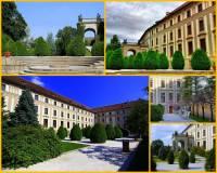 Historická zahrada v areálu Pražského hradu na obrázku č.20 se jmenuje: (náhled)