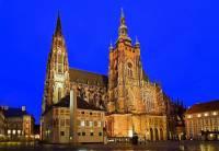 Které nádvoří Pražského hradu je na fotografii č.3? (náhled)