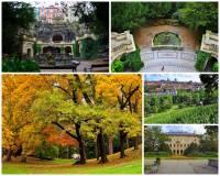 Historický pražský park na obrázku č.17 se jmenuje: (náhled)