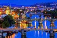 Označte první 4 pražské mosty na fotografii č.10: (náhled)