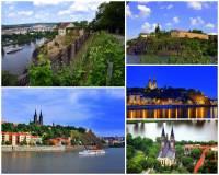 Jak se jmenuje významné místo v Praze, které je na fotografii č.5? (náhled)