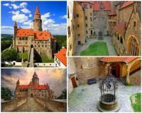 Který pohádkový hrad je na obrázku č.1? (náhled)