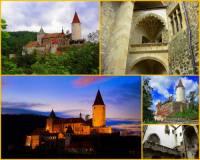 Jak se jmenuje pohádkový hrad na fotografii č.4? (náhled)