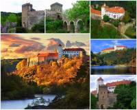 Který pohádkový hrad je na obrázku č.10? (náhled)