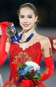 Jak se jmenuje medailistka na fotografii č.18? (náhled)