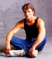 """Je na fotografii č.1 taneční instruktor Johnny Castle z filmu """"Hříšný tanec""""? (náhled)"""