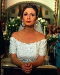 """Je nevěsta na fotografii č.22 Graciela Valderrámová ze seriálu """"Proviněni láskou"""" ? (náhled)"""