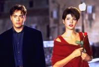 """Je na obrázku č.19 Faith Corvatchová, které v 11-ti letech předpověděli, že její vyvolený se bude jmenovat Damon Bradley a ona se ho vydá hledat do italských Benátek a Američan Peter Wright, který se do ní zamiloval na první pohled a za Damona se vydával ve filmu """"Láska v Benátkách""""? (náhled)"""