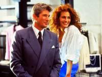 """Je na obrázku č.2 bohatý obchodník Edward Lewis a jeho přítelkyně, prostitutka Vivian Wardová z filmu """"Pretty Woman""""?   (náhled)"""