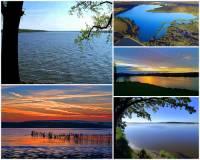 Největší rybník v ČR, který je na fotografii č.5 se jmenuje: (náhled)