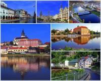 Která řeka protéká všemi městy na fotografii č.6? (náhled)