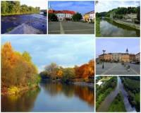 Moravská řeka, která nemá pramen, ale vzniká soutokem 2 řek, jejíž tok je znázorněn na obrázku č.13 a ústí do jedné z nejvýznamnějších řek ČR se jmenuje: (náhled)
