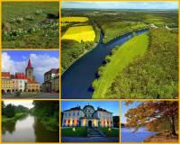 Řeka na fotografii č.22 pramení na území ČR, protéká několika městy a národní přírodní rezervací, ve které ústí do jedné z nejvýznamnějších řek ČR. Jak se řeka jmenuje? (náhled)