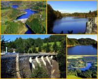 Jak se jmenuje přehradní nádrž na fotografii č.7? (náhled)