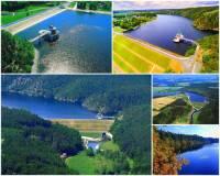 Jak se jmenuje přehradní nádrž na obrázku č.3? (náhled)