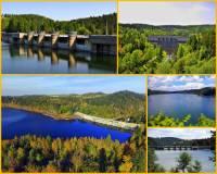 Jak se jmenuje přehradní nádrž na obrázku č.5? (náhled)