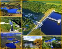 Která přehradní nádrž je na obrázku č.12? (náhled)