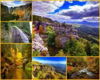 Jak se jmenuje národní park na fotografii č.13, který je pro své přírodní krásy jedním z turisticky nejatraktivnějších území v ČR? (náhled)