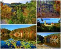 K nejhezčím přírodním rezervacím v ČR patří i území na fotografii č.4. Jak se přírodní rezervace jmenuje? (náhled)