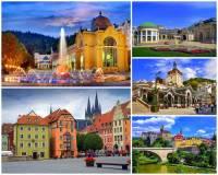 V kterém kraji mohou turisté navštívit města na fotografii č.22? (náhled)
