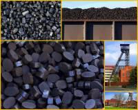 V okolí kterých dvou měst, která tvořila společné naleziště se zejména v minulosti těžilo černé uhlí na obrázku č.13? (náhled)