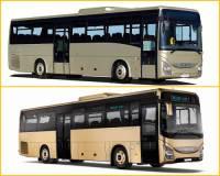 """Které město v ČR je známé výrobou autobusů na obrázku č.14? Výroba autobusů má ve městě dlouholetou tradici. Nejprve se zde vyráběly autobusy značky Karosa, od r.2007, kdy došlo k přejmenování firmy, se zde vyrábějí autobusy značky """"Iveco"""". (náhled)"""