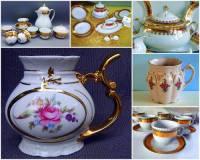 Které město v ČR se celosvětově proslavilo výrobou luxusního porcelánu na fotografii č.2? (náhled)