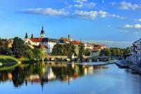 Které město ležící na řece Otavě je na fotografii č.12? (náhled)