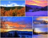 Pohoří Orlické hory na fotografii č.13 se rozkládá na území krajů ČR: (náhled)